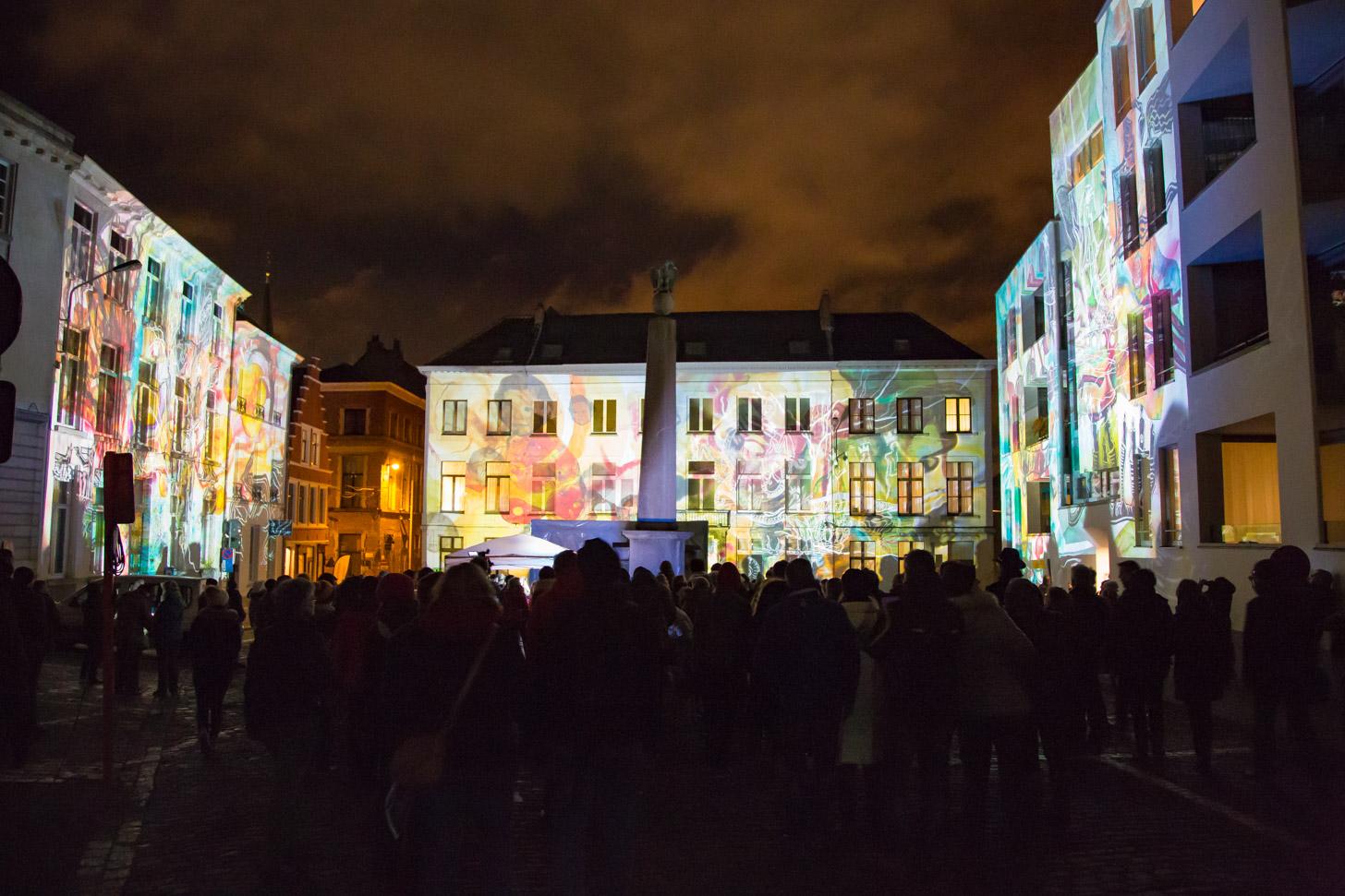 Lichtfestival van Gent