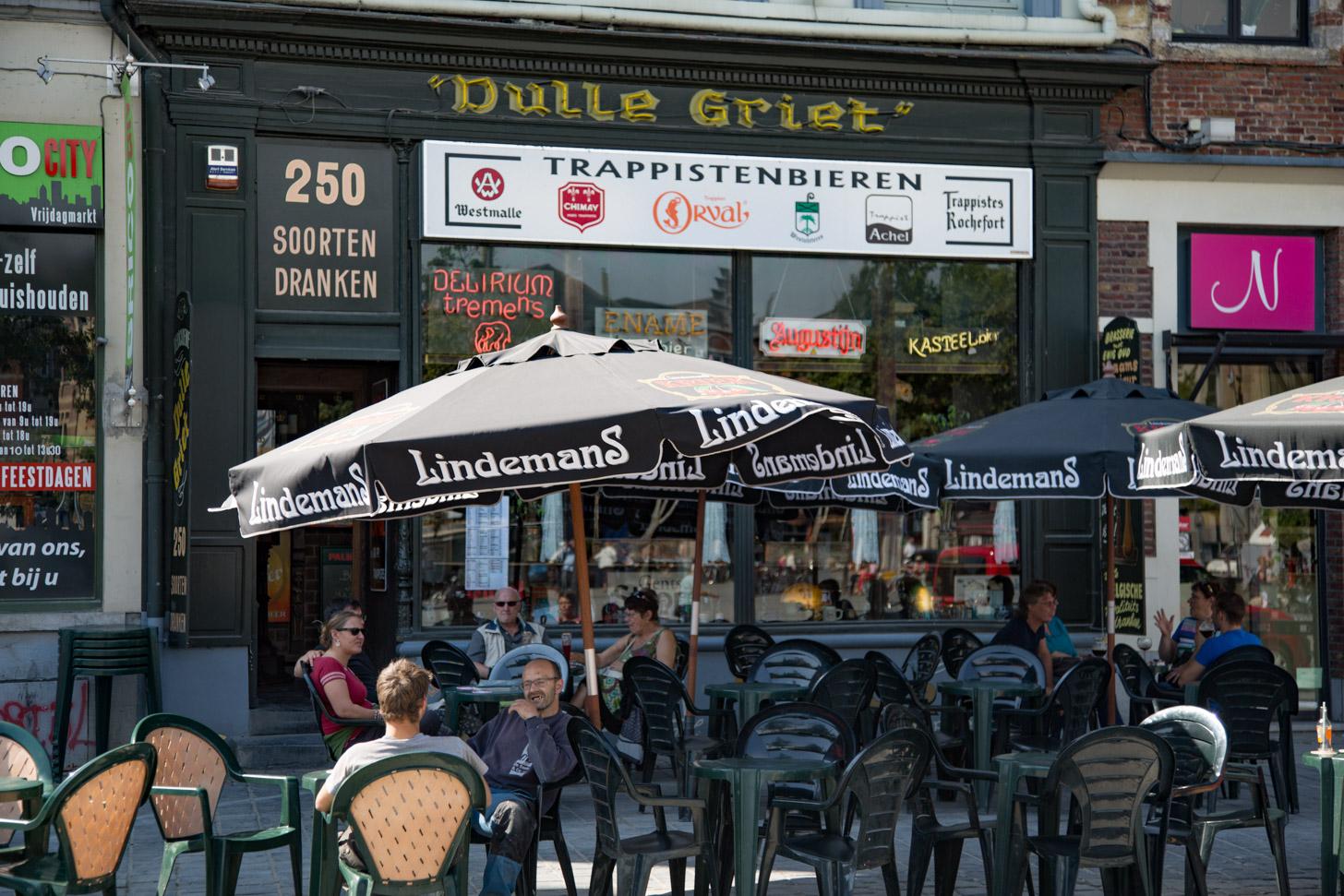 drinken in Gent